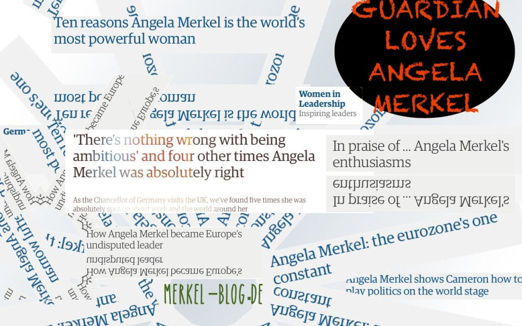 guardian loves angela merkel